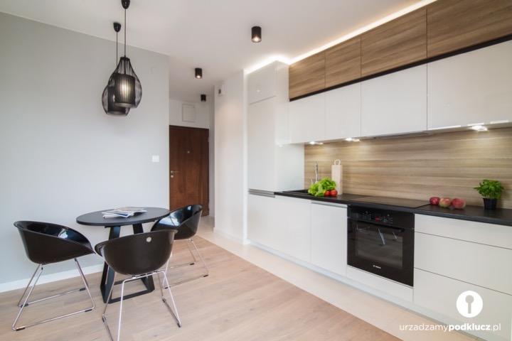 Mieszkanie w wersji light